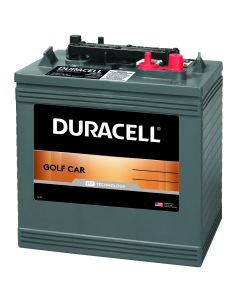 DURACELL GOLF CAR - EV - MOTIVE POWER - DEEP CYCLE SERVICE