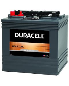 DURACELL GOLF CAR - EV - MOTIVE POWER - DEEP CYCLE SERVICE