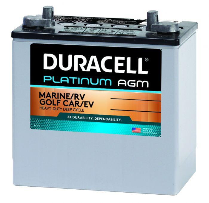 Duracell Marine Battery >> Duracell Marine Rv Golf Car Ev Agm Valve Regulated