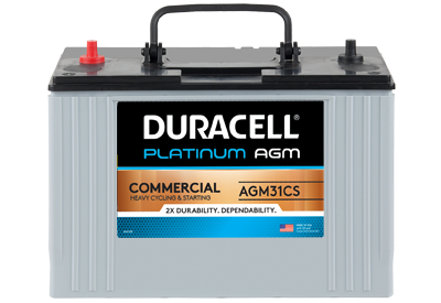 Commercial Platinum Battery