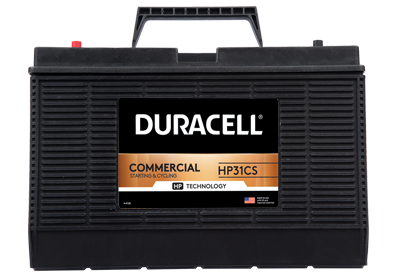 Commercial - Heavy Duty Severe Service Battery