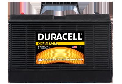 Commercial Severe Battery