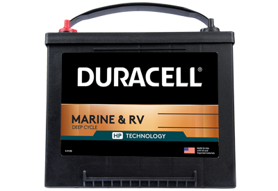 Marine - Deep Cycle Battery
