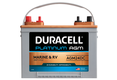 Marine - Platinum AGM Series Battery