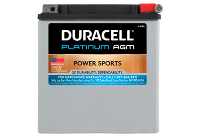 Power Sport AGM Series Battery